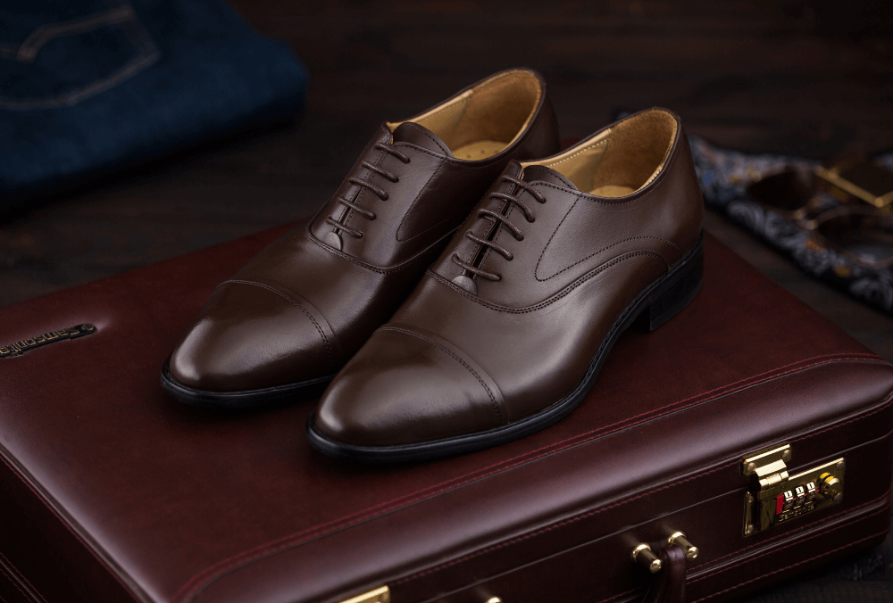 oxford shoes - Brown